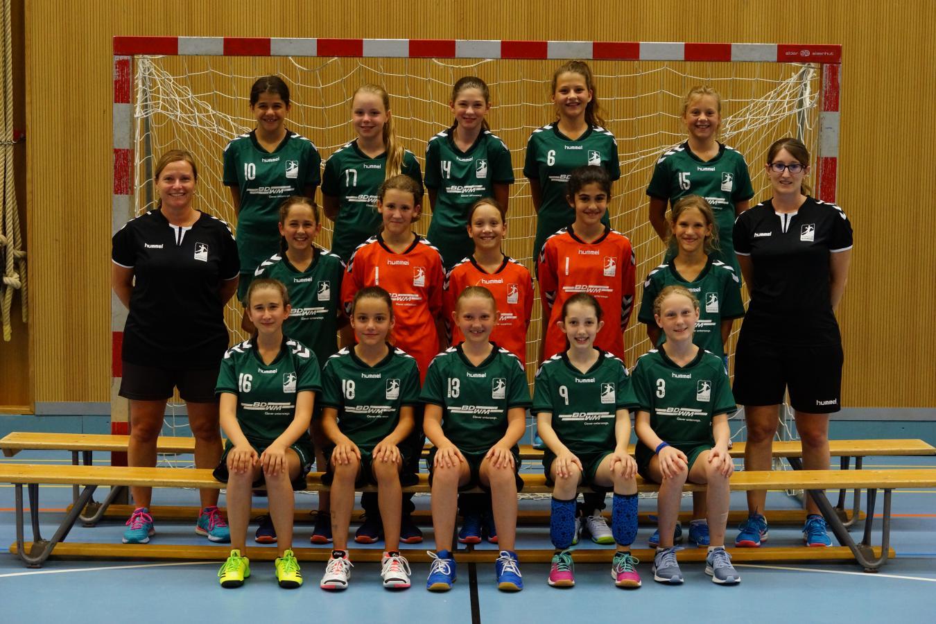 FU14 Juniorinnen