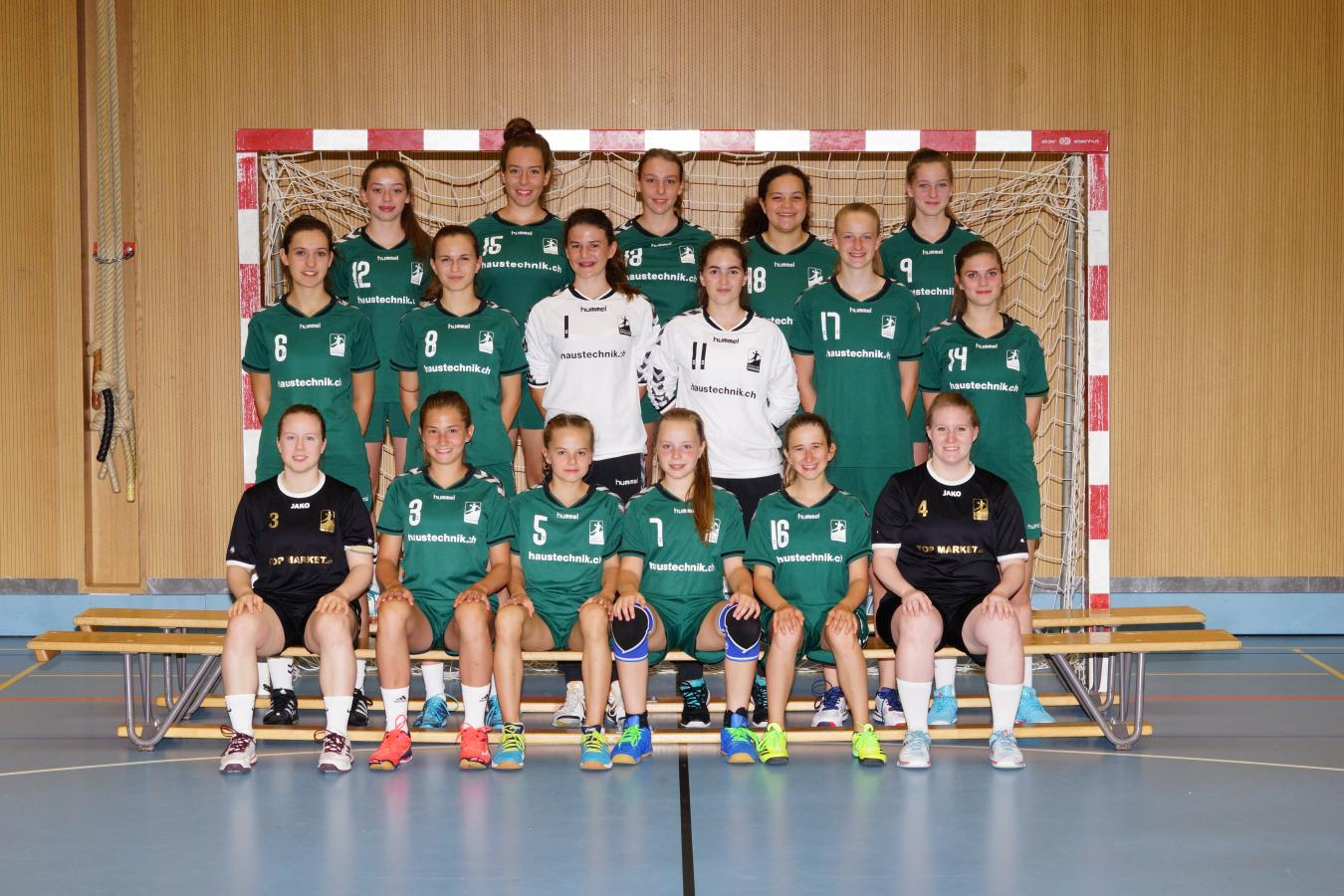 FU16 Juniorinnen