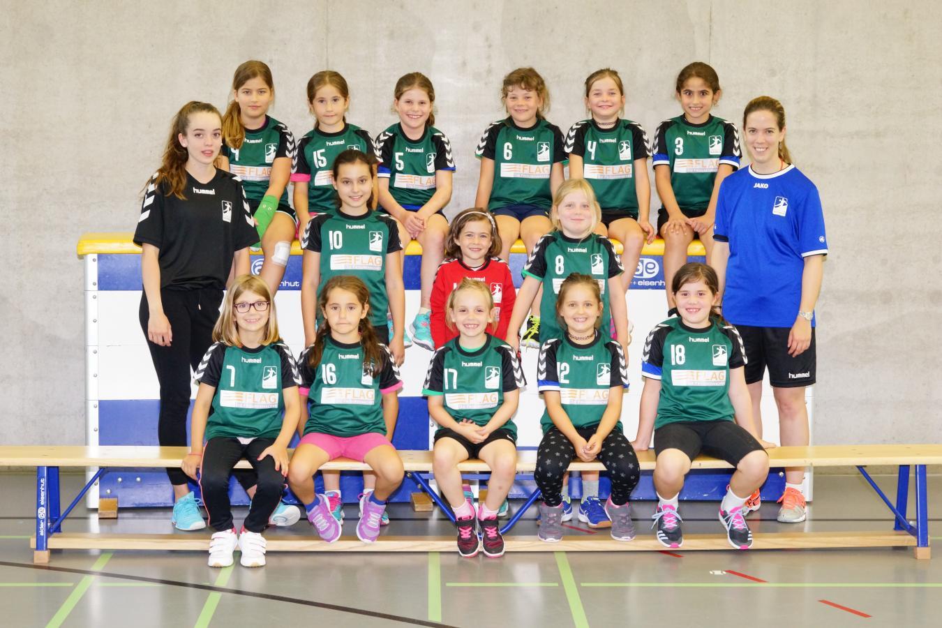 FU9/FU11 Juniorinnen