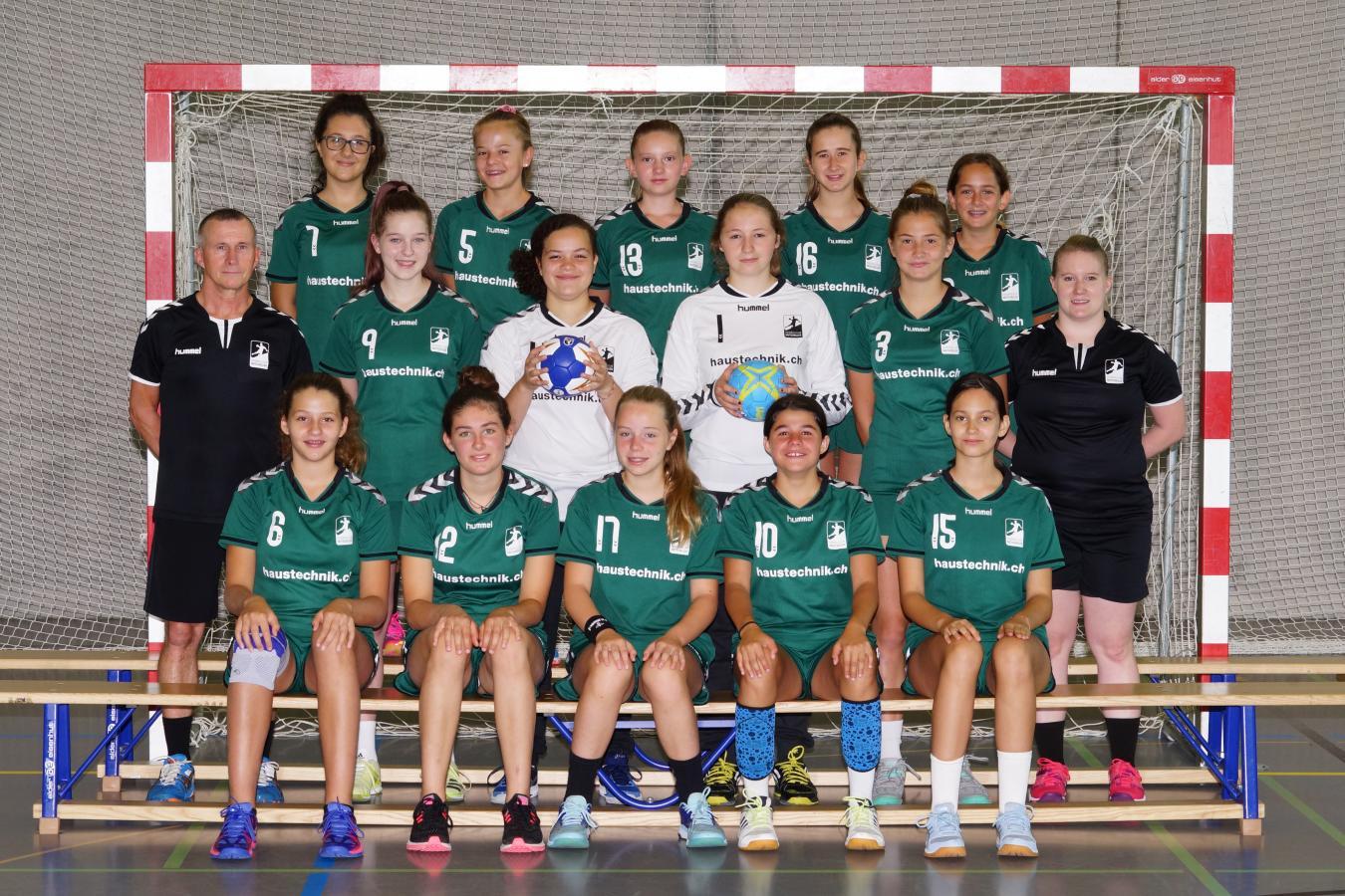 FU16 Juniorinnen