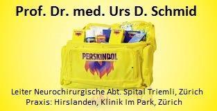 Prof. Dr. med Urs Dieter Schmid